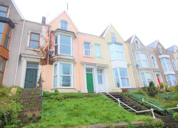 Thumbnail 5 bedroom terraced house for sale in Woodlands Terrace, Mount Pleasant, Swansea
