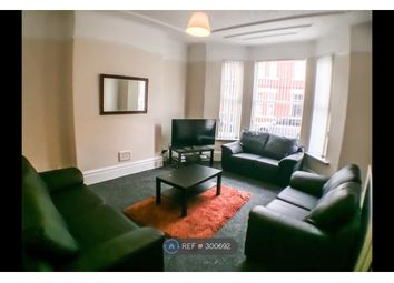 Thumbnail 7 bed terraced house to rent in Ampthill Road, Liverpool