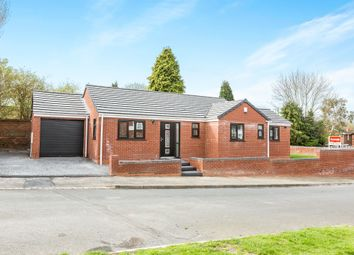 Thumbnail 3 bed detached bungalow for sale in Moat Road, Oldbury