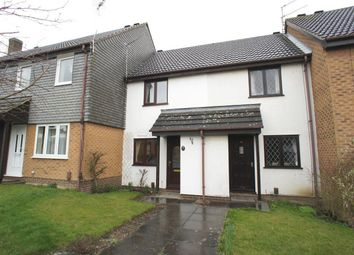 Thumbnail 2 bed terraced house to rent in Barcheston Close, Oakwood, Derby