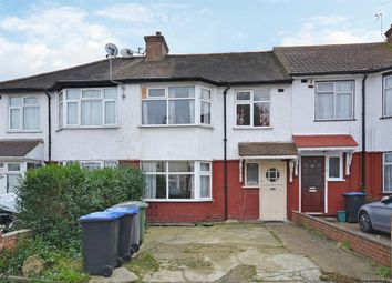 Thumbnail 4 bedroom terraced house for sale in Station Crescent, Wembley, Middlesex