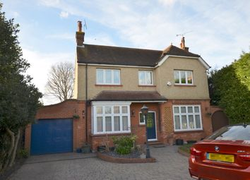 Thumbnail 4 bed detached house for sale in Guildford Road, Ash