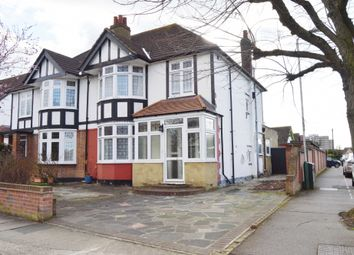 Thumbnail 3 bed semi-detached house for sale in Ashlyn Grove, Hornchurch
