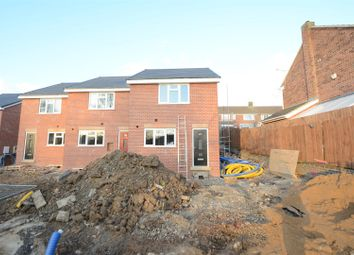 Thumbnail 2 bed town house for sale in Barrons Way, Borrowash, Derby