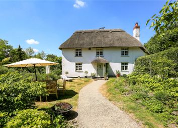 Thumbnail 4 bed property for sale in Bishopstone, Swindon