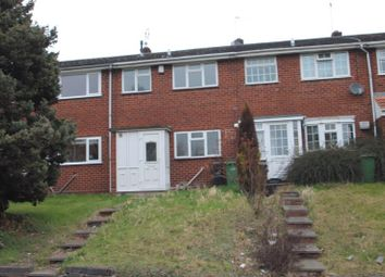 Thumbnail 3 bed terraced house to rent in Stourbridge Road, Stourbrige, West Midlands