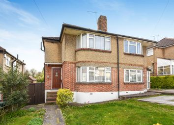 Thumbnail 3 bed semi-detached house for sale in Hazelwood Road, Croxley Green, Rickmansworth