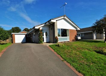 Thumbnail 3 bed bungalow for sale in Coniston Drive, Holmes Chapel, Crewe