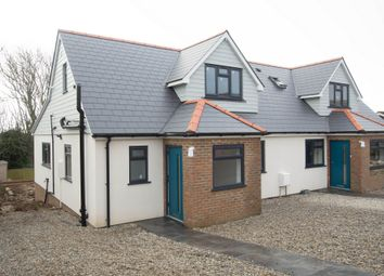 Thumbnail 4 bed semi-detached house to rent in The Avenue, St Margaret's At Cliffe