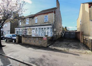 Thumbnail 4 bedroom semi-detached house for sale in Cromwell Road, Peterborough