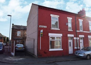 Thumbnail End terrace house for sale in Oakfield Street, Manchester