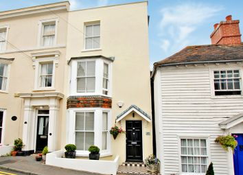 3 bed town house for sale in The Crescent, Sandgate, Folkestone CT20