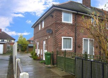 Thumbnail 3 bedroom semi-detached house for sale in Crombie Avenue, York, North Yorkshire