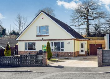 Thumbnail 4 bed detached house for sale in St. Tudors View, Blackwood