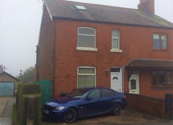 3 bed semi-detached house for sale in Mill Lane, Buckley, Flintshire CH7