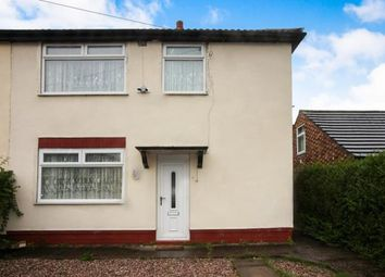Thumbnail 2 bedroom semi-detached house for sale in Holland Street, Crewe, Cheshire, United Kingdom