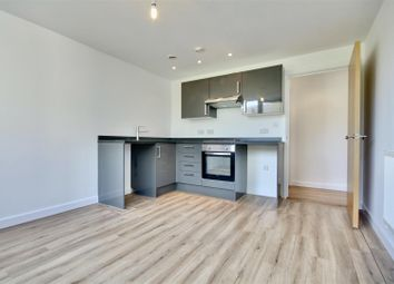 Thumbnail 2 bed flat for sale in Kingston Crescent, Portsmouth