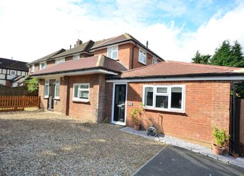 Thumbnail 1 bed semi-detached bungalow to rent in Loose Road, Loose, Maidstone