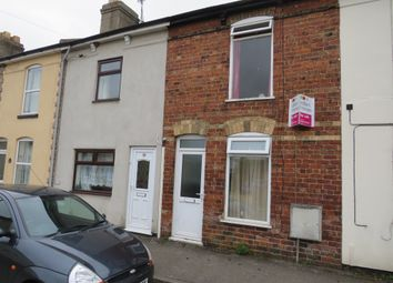 Thumbnail 2 bed terraced house for sale in Withington Street, Sutton Bridge, Spalding