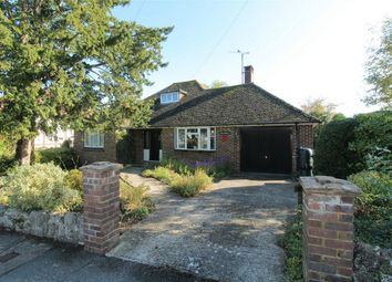 Thumbnail 2 bed detached bungalow for sale in Willow Drive, Bexhill On Sea, East Sussex