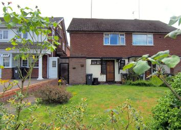 Thumbnail 4 bed semi-detached house for sale in Wheaton Vale, Handsworth Wood, Birmingham