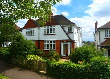 Thumbnail 4 bed semi-detached house for sale in Makepeace Avenue, Holly Lodge Estate, London