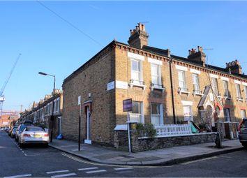 Thumbnail 3 bedroom end terrace house for sale in Alperton Street, London