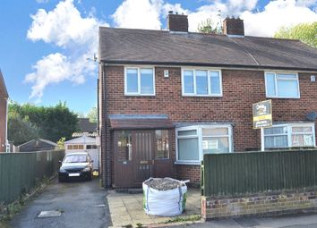 Thumbnail 3 bed semi-detached house for sale in Sunnyhill Avenue, Sunnyhill, Derby