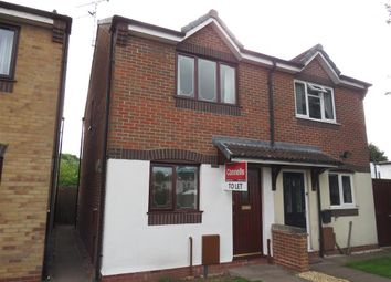 Thumbnail 2 bed property to rent in Globe Avenue, Stafford
