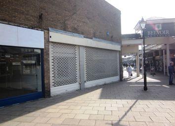 Thumbnail Retail premises to let in Unit 21B Belvoir Shopping Centre, Coalville, Coalville
