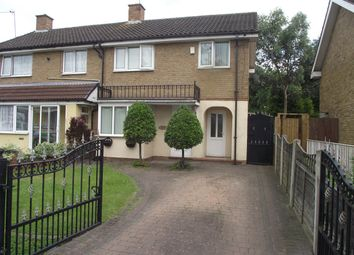 Thumbnail 3 bed semi-detached house to rent in Gilson Way, Kingshurst, Birmingham