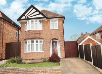 Thumbnail 3 bedroom detached house for sale in Gwenbrook Avenue, Beeston, Nottingham