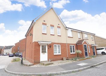 Thumbnail 2 bed end terrace house for sale in Cleveland Way, Stevenage