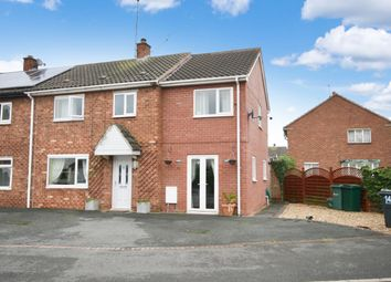 Thumbnail 5 bed semi-detached house for sale in Queens Crescent, Upton, Chester