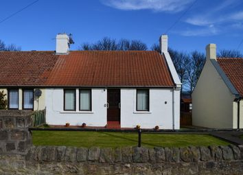 Thumbnail 2 bed semi-detached bungalow for sale in Billendean Road, Spittal, Berwick Upon Tweed