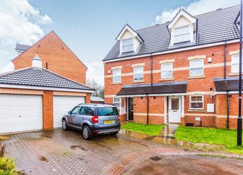 Thumbnail 3 bed terraced house for sale in Yew Tree Close, Thurcroft, Rotherham