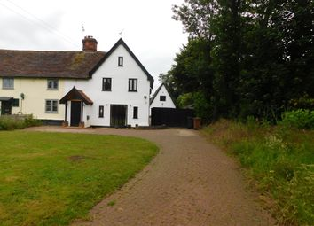 Thumbnail 5 bed semi-detached house for sale in Hawk End Lane, Elmswell, Bury St. Edmunds