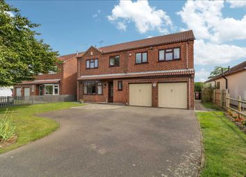 Thumbnail 6 bed detached house for sale in Mill Lane, North Hykeham, North Hykeham, Lincoln