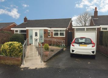 Thumbnail 3 bed bungalow for sale in Thirlmere Close, Frodsham, Cheshire