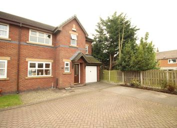 Thumbnail 4 bedroom semi-detached house to rent in Leys Close, Elswick, Preston
