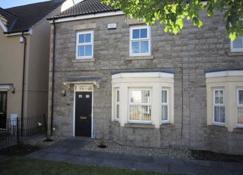Thumbnail 3 bed semi-detached house to rent in Wakeford Way, Warmley, Bristol