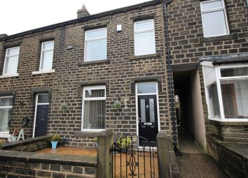 Thumbnail 3 bedroom terraced house for sale in Grove Street, Slaithwaite, Huddersfield
