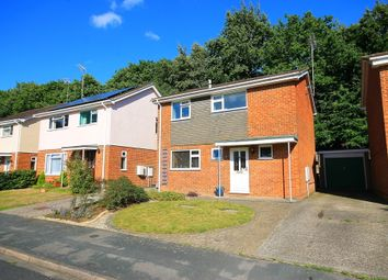 Thumbnail 3 bed detached house for sale in Queensway, Frimley Green, Camberley
