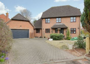 Thumbnail 4 bed detached house for sale in Painters Meadow, Picket Piece, Andover