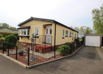 Thumbnail 2 bedroom mobile/park home for sale in Rosneath Castle Caravan Park, Rosneath, Helensburgh, Argyll And Bute