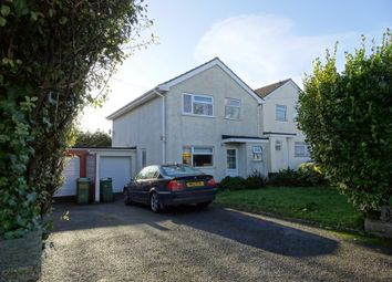Thumbnail 3 bed detached house for sale in Bucklers Lane, St Austell
