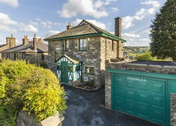 Thumbnail 3 bed detached house for sale in Mytholmes Lane, Haworth, West Yorkshire