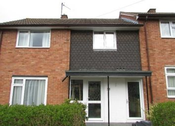 Thumbnail 3 bed terraced house to rent in Merestone Road, Redhill, Hereford