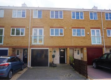 Thumbnail 4 bed town house for sale in Riverdown, March