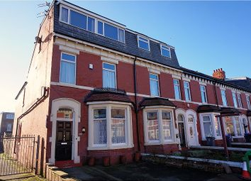 Thumbnail 4 bed terraced house for sale in Northumberland Avenue, Blackpool